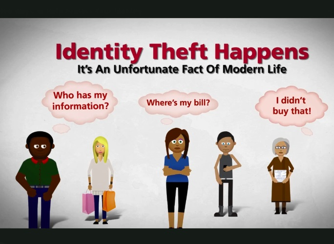five ways help protect your identity video